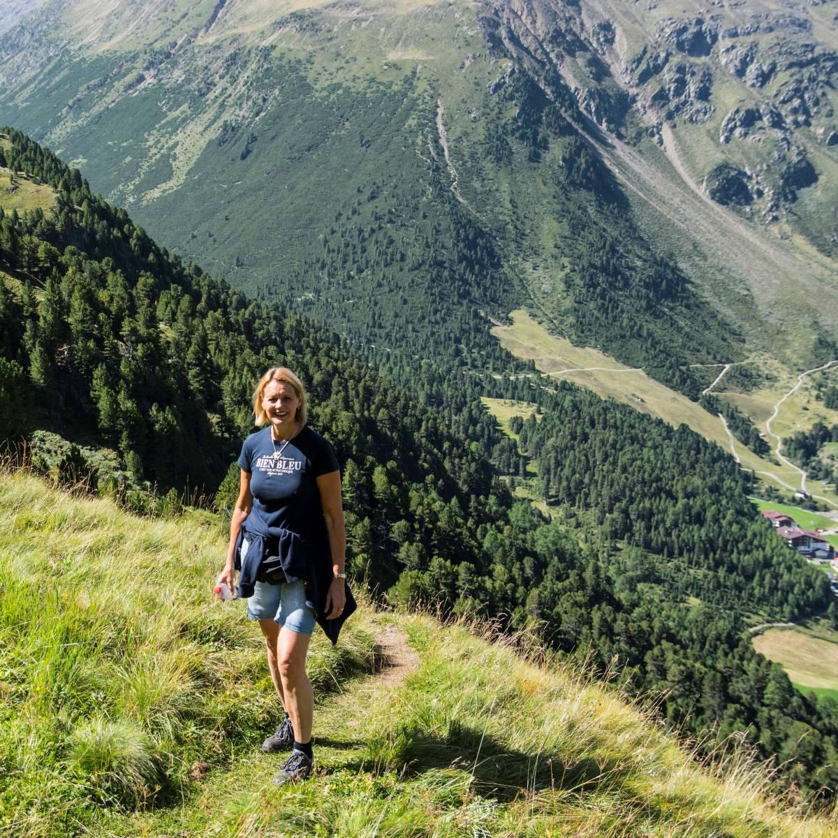 Mijn loopbaan als een bergwandeling!